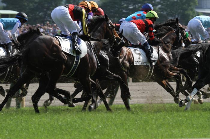2018 日本ダービー レース