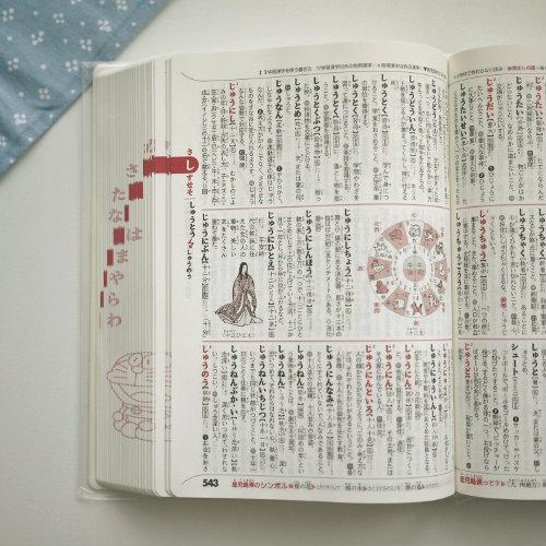 300415 ドラえもん 国語辞典