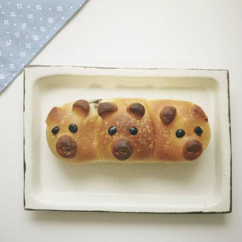 300415 3匹の子豚パン マリメッコ ムイヤ