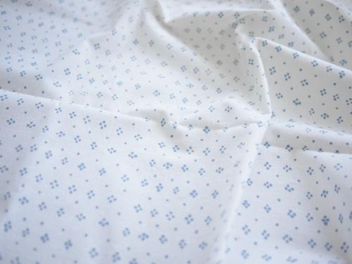 300430 137 マリメッコ ムイヤ ホワイト ブルー
