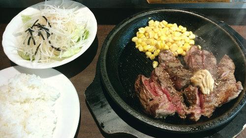 300623 0429 いきなりステーキ