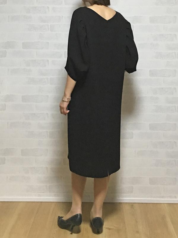 イリゼのリトルブラックドレス