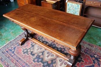 イギリスアンティーク家具 エクステンディング/テーブル アンティーク/伸縮式テーブル1