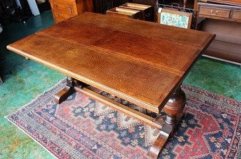 イギリスアンティーク家具 エクステンディング/テーブル アンティーク/伸縮式テーブル3