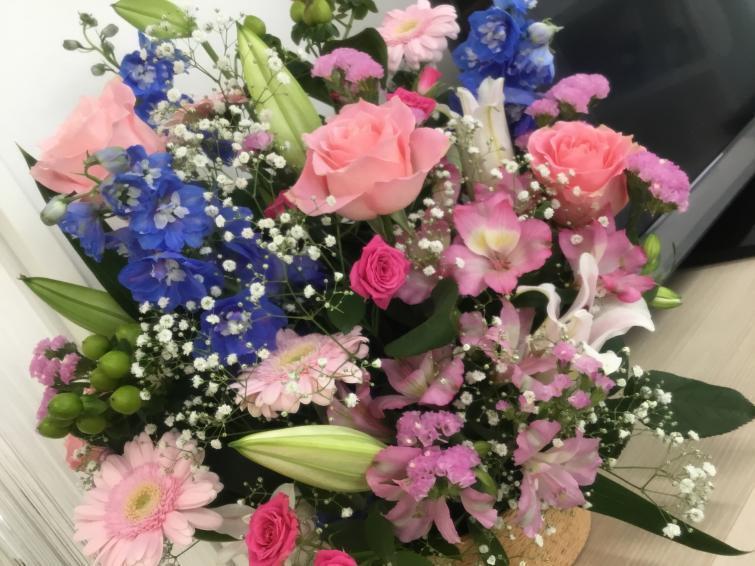 ブログ用 花