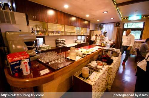 長野県 小県郡 長和町 大門 アンデルマット ホテル 高原 貸し切り 温泉宿 宿泊 夕食 レストラン 写真 10