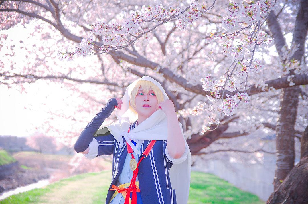桜ロケ山姥