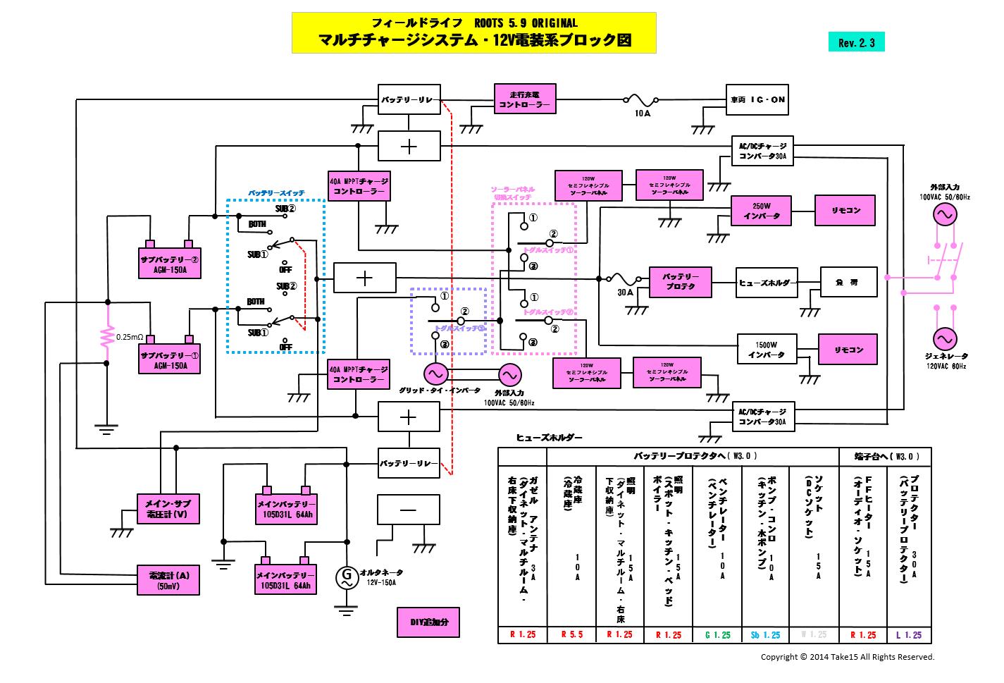 ROOTS12VDC回路図Rev23