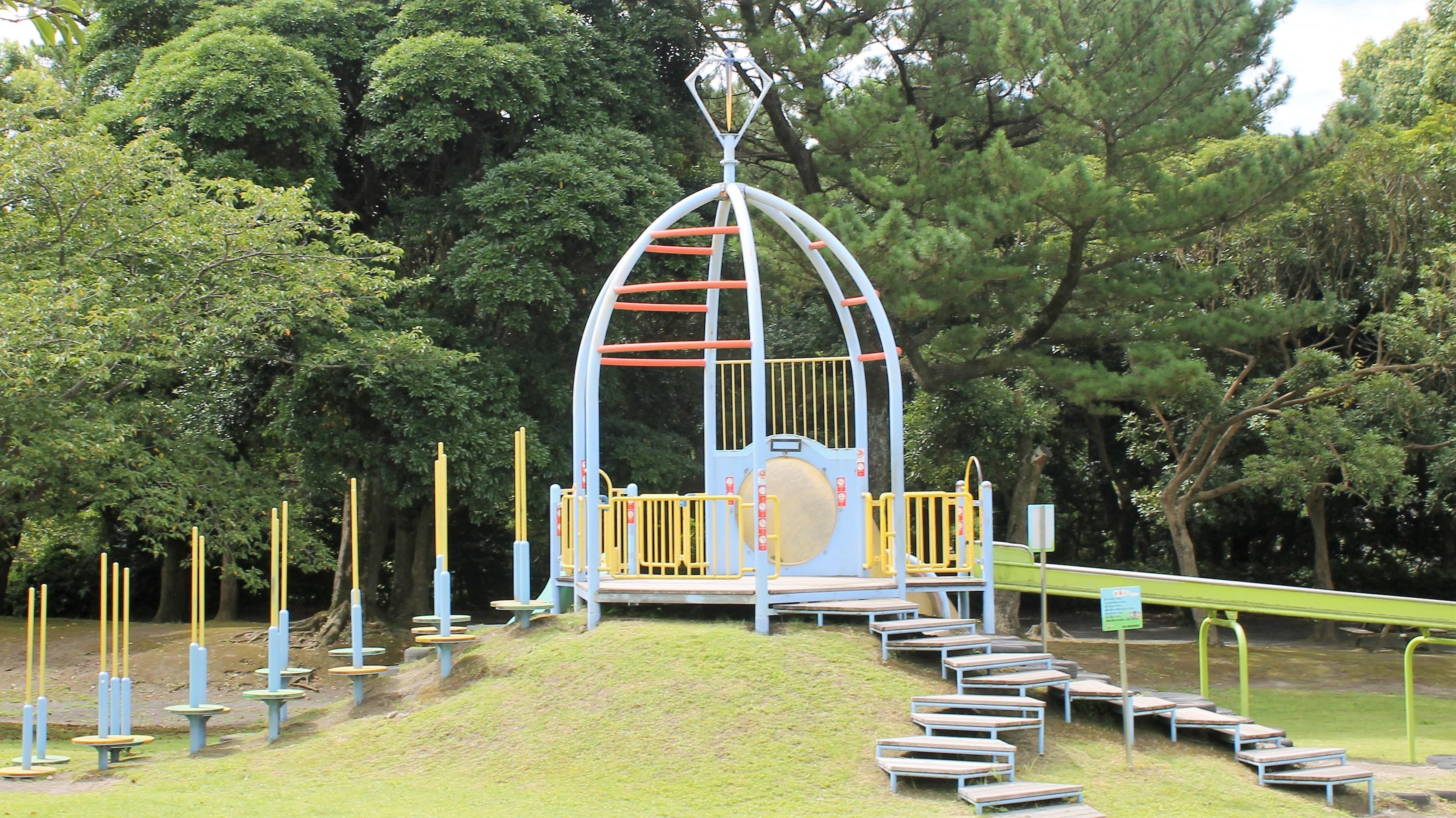 吉野公園の遊具