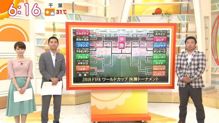 2018年07月03日新井恵理那の画像25枚目