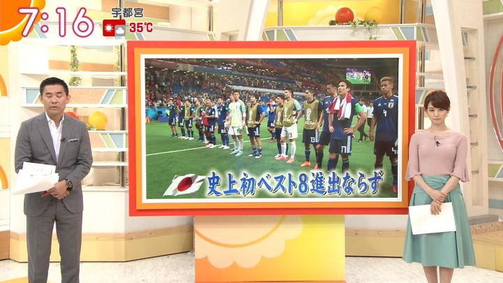 2018年07月03日新井恵理那の画像34枚目