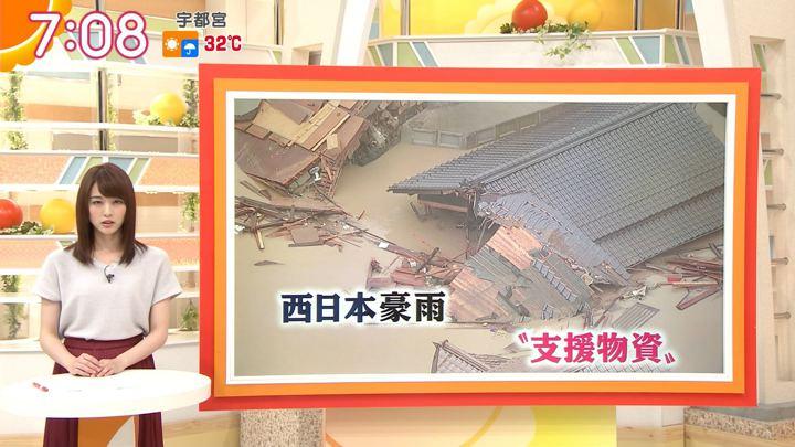 2018年07月10日新井恵理那の画像30枚目