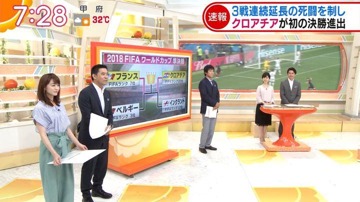 2018年07月12日新井恵理那の画像15枚目