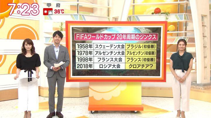 2018年07月13日新井恵理那の画像30枚目