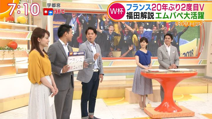2018年07月16日新井恵理那の画像28枚目