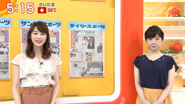 2018年07月20日新井恵理那の画像04枚目