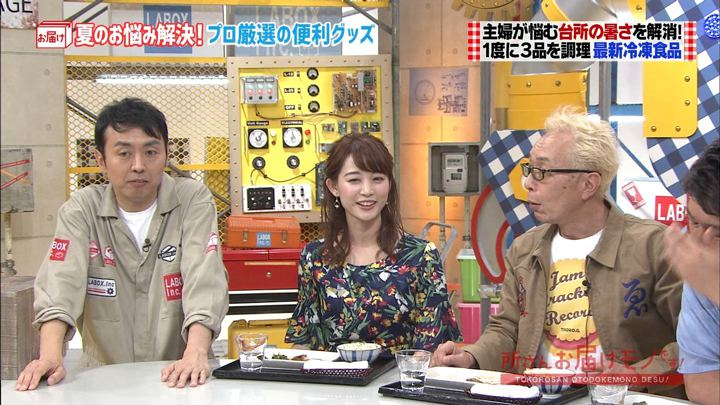 2018年07月22日新井恵理那の画像17枚目