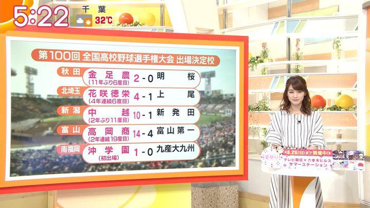 2018年07月25日新井恵理那の画像05枚目