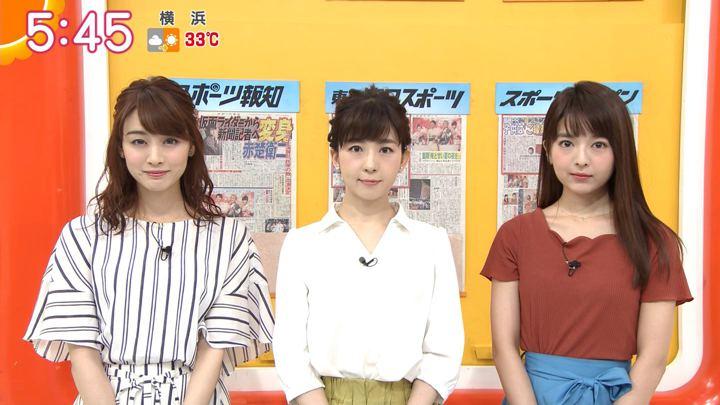 2018年07月25日新井恵理那の画像10枚目
