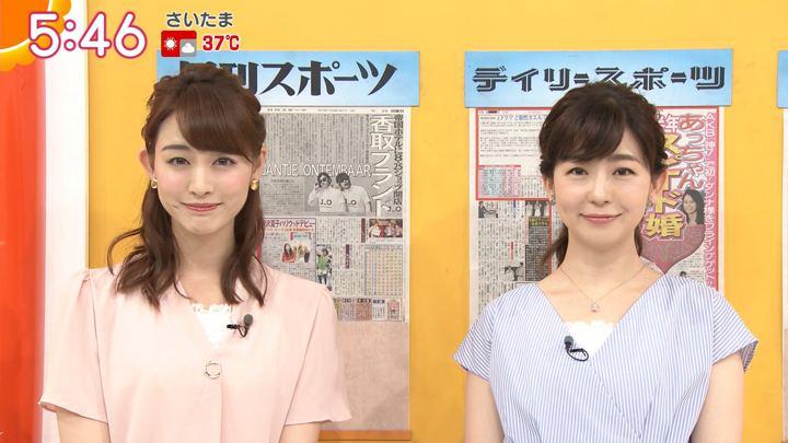 2018年08月01日新井恵理那の画像10枚目