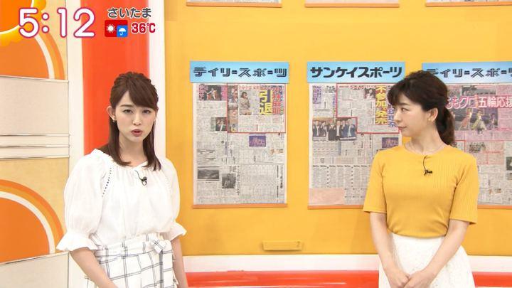 2018年08月06日新井恵理那の画像03枚目