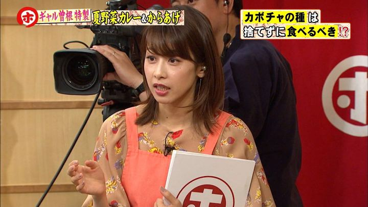 2018年06月20日加藤綾子の画像14枚目