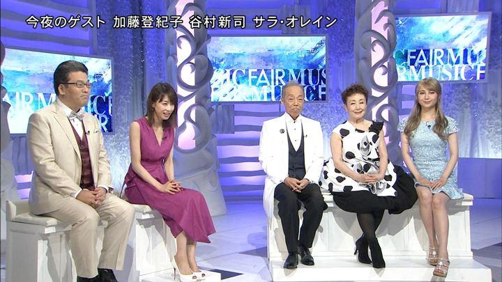 2018年07月07日加藤綾子の画像46枚目