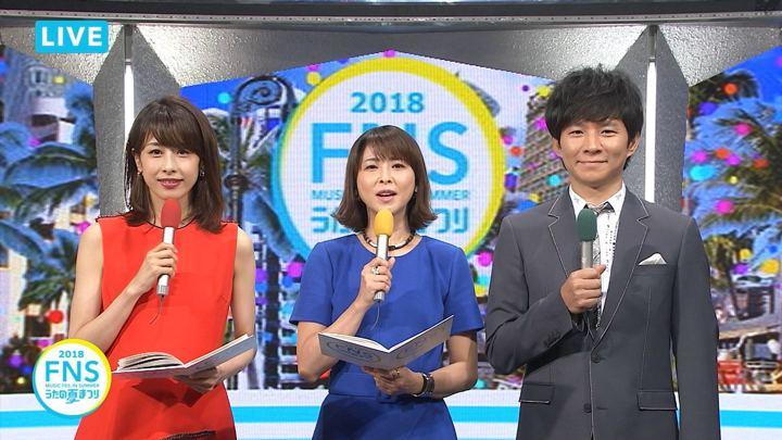 2018年07月25日加藤綾子の画像06枚目