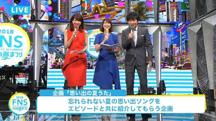 2018年07月25日加藤綾子の画像09枚目