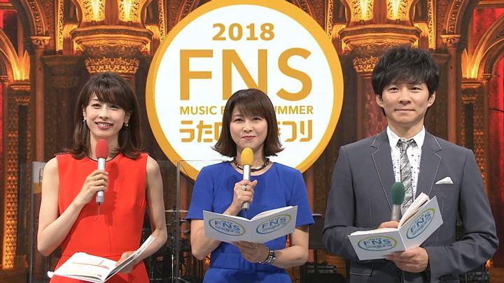 2018年07月25日加藤綾子の画像19枚目