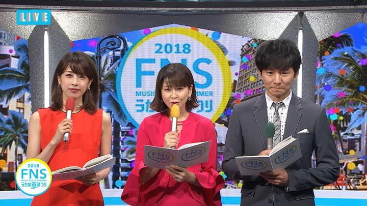 2018年07月25日加藤綾子の画像37枚目