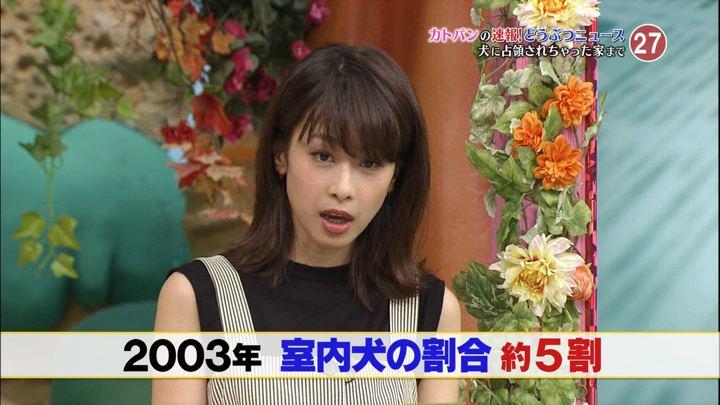 2018年07月28日加藤綾子の画像29枚目