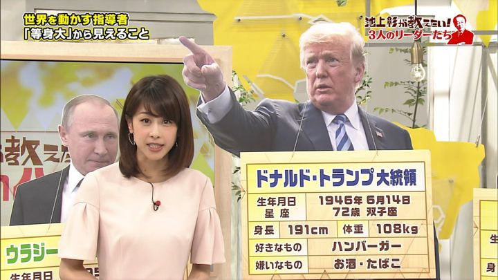 2018年08月09日加藤綾子の画像06枚目
