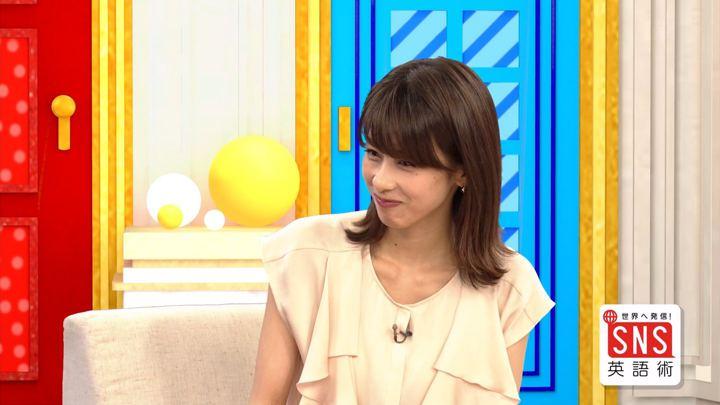 2018年08月09日加藤綾子の画像53枚目