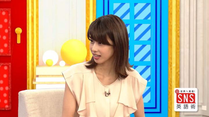 2018年08月09日加藤綾子の画像54枚目