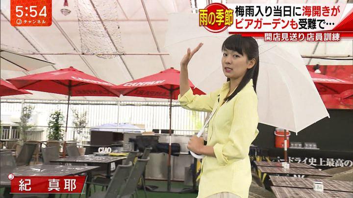 紀真耶 スーパーJチャンネル (2018年06月06日,07日,11日,13日放送 36枚)