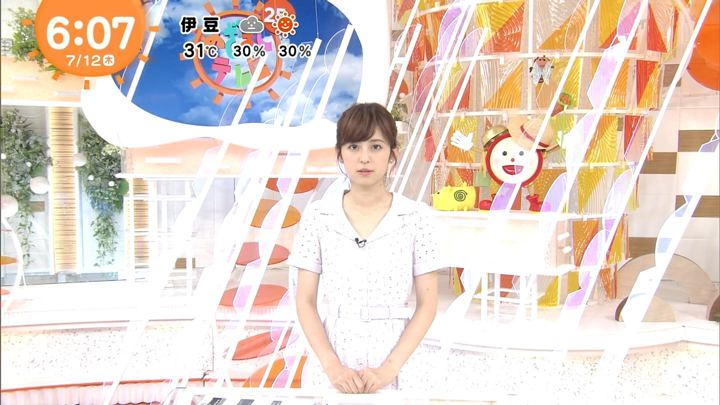 2018年07月12日久慈暁子の画像06枚目