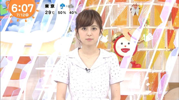 2018年07月12日久慈暁子の画像07枚目