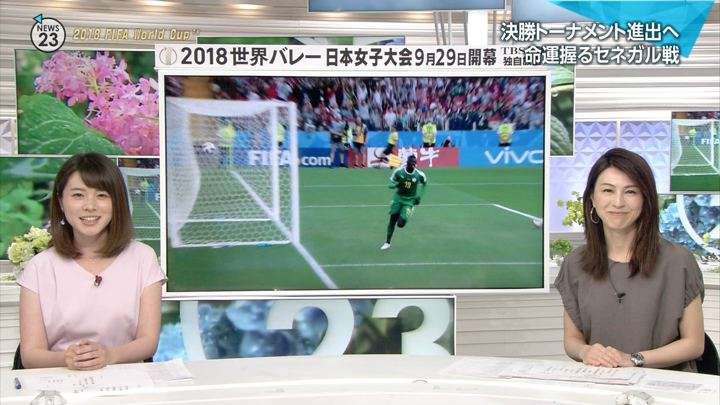 2018年06月20日皆川玲奈の画像10枚目