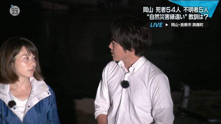 2018年07月10日皆川玲奈の画像04枚目