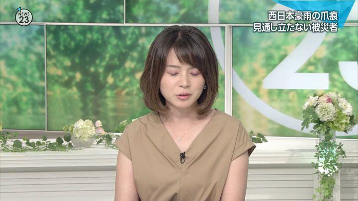 2018年07月12日皆川玲奈の画像05枚目