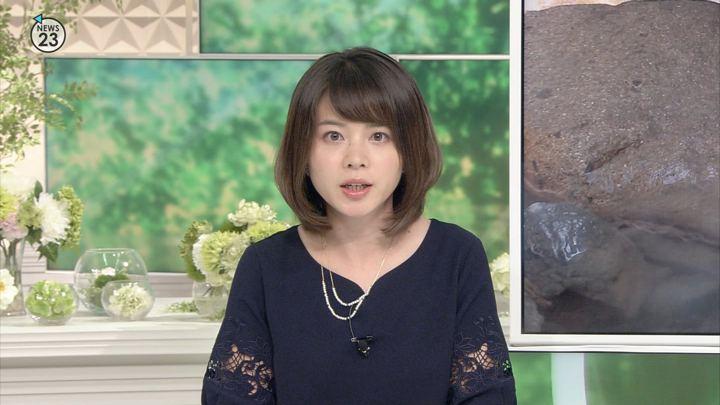 皆川玲奈 NEWS23 (2018年07月16日,17日放送 23枚)