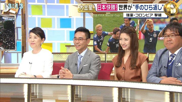 2018年06月20日三田友梨佳の画像12枚目