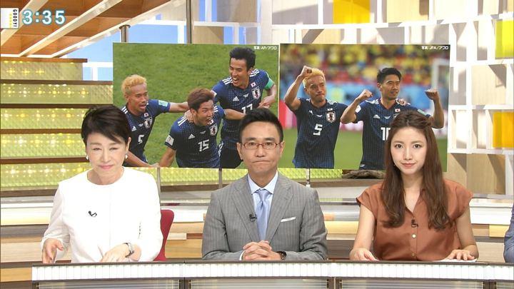 2018年06月20日三田友梨佳の画像15枚目