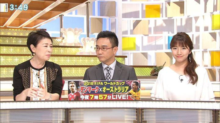 2018年06月21日三田友梨佳の画像15枚目
