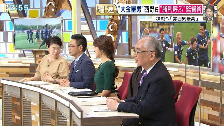 2018年06月22日三田友梨佳の画像13枚目