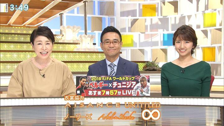 2018年06月22日三田友梨佳の画像18枚目