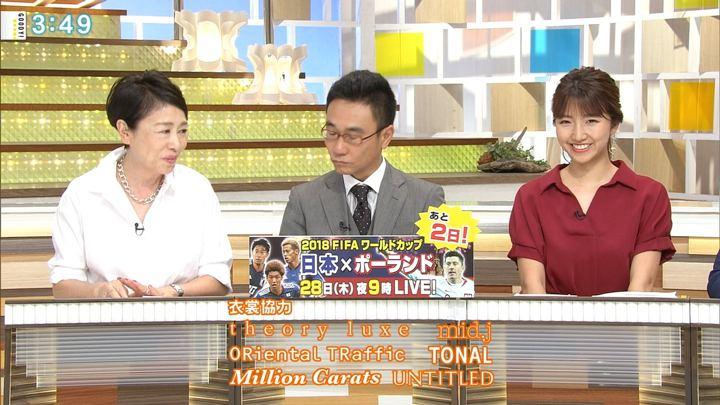 2018年06月26日三田友梨佳の画像15枚目