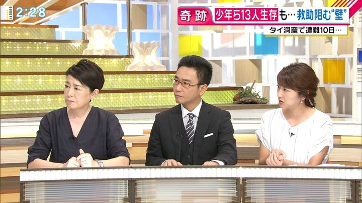 2018年07月04日三田友梨佳の画像11枚目