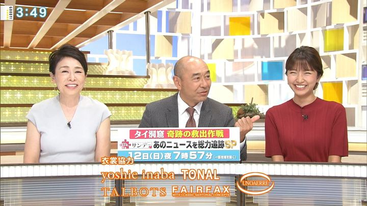 2018年08月09日三田友梨佳の画像16枚目